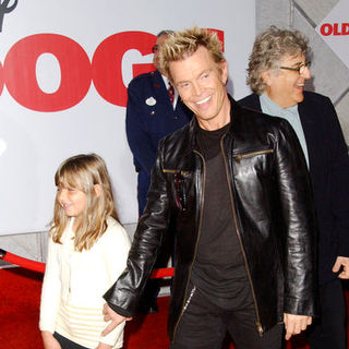 "Billy Idol in ""Old Dogs"" Los Angeles Premiere - Arrivals"