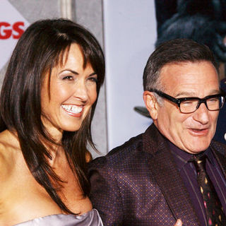 "Robin Williams in ""Old Dogs"" Los Angeles Premiere - Arrivals - ALO-096468"