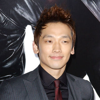"Rain in ""Ninja Assassin"" Los Angeles Premiere - Arrivals"