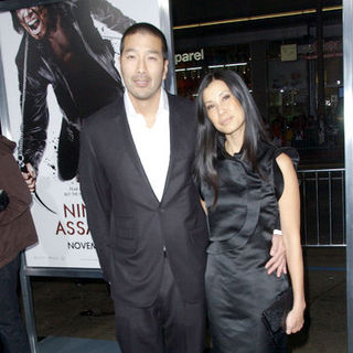 "Dr. Paul Song, Lisa Ling in ""Ninja Assassin"" Los Angeles Premiere - Arrivals"