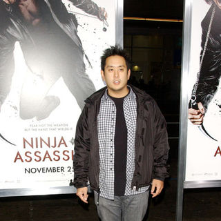 "Joe Hahn in ""Ninja Assassin"" Los Angeles Premiere - Arrivals"