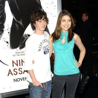"Charlie McDermott, Shelby Young in ""Ninja Assassin"" Los Angeles Premiere - Arrivals"
