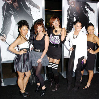 "We Are Heroes in ""Ninja Assassin"" Los Angeles Premiere - Arrivals"