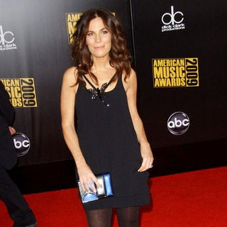 Roberta Armani in 2009 American Music Awards - Arrivals