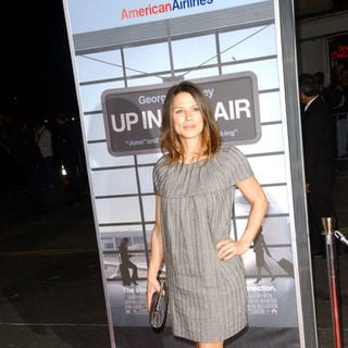 "Rhona Mitra in ""Up in the Air"" Los Angeles Premiere - Arrivals"