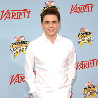 Jesse McCartney in Variety's 3rd Annual Power of Youth Event - Arrivals