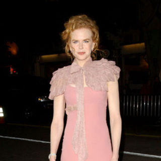"Nicole Kidman in ""Nine"" Los Angeles Premiere - Arrivals"