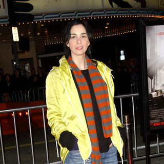 "Sarah Silverman in ""Nine"" Los Angeles Premiere - Arrivals"