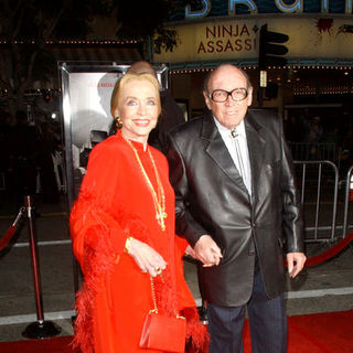 "Anne Jeffries in ""Nine"" Los Angeles Premiere - Arrivals"