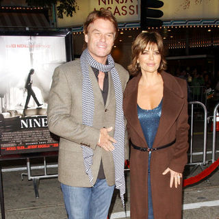 "Harry Hamlin, Lisa Rinna in ""Nine"" Los Angeles Premiere - Arrivals"
