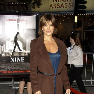 "Lisa Rinna in ""Nine"" Los Angeles Premiere - Arrivals"