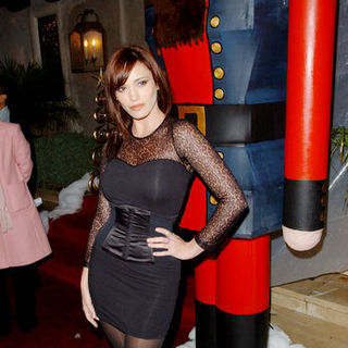 "Jessica Sutta, The Pussycat Dolls in ""Family Guy: Something, Something, Something Dark Side"" Release Party - Arrivals"