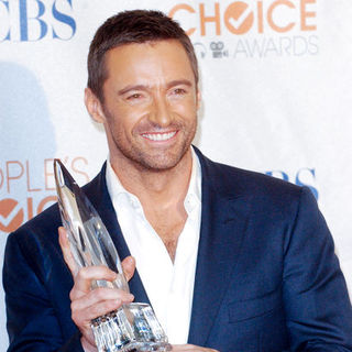Hugh Jackman in 36th Annual People's Choice Awards - Press Room