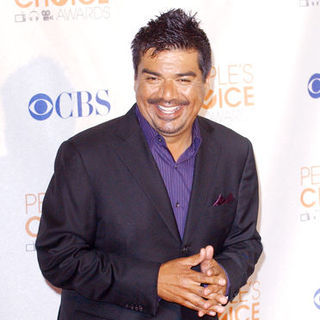 George Lopez in 36th Annual People's Choice Awards - Press Room