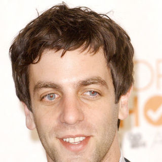 B.J. Novak in 36th Annual People's Choice Awards - Press Room