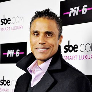 Rick Fox in MI-6 Nightclub West Hollywood Grand Opening Celebration - Arrivals - AML-000927