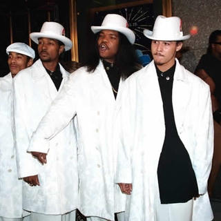 Bone Thugs-N-Harmony in 1996 MTV Video Music Awards