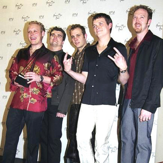 3 Doors Down in 28th Annual American Music Awards