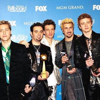 NSYNC in 2000 Billboard Music Awards