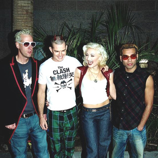 No Doubt in 2000 Billboard Music Awards