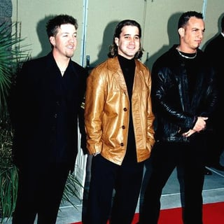 Creed in 2000 Billboard Music Awards