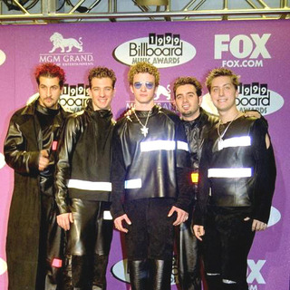 NSYNC in 1999 Billboard Music Awards