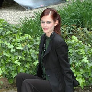 Eva Green in Kingdom of Heaven Photo Call at the Casa del Cinema in Italy