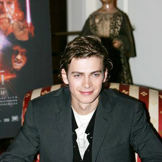 Hayden Christensen in Star Wars Episode III - Revenge of the Sith Premiere in Italy