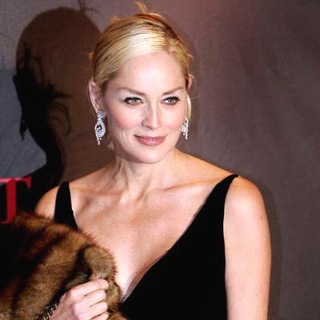 Sharon Stone in Basic Instinct 2 Premiere in Italy