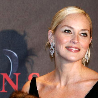 Sharon Stone - Basic Instinct 2 Premiere in Italy