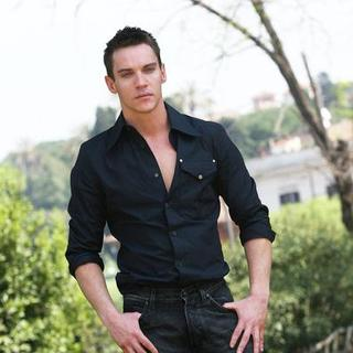 Jonathan Rhys-Meyers in Mission Impossible III Photocall in Rome