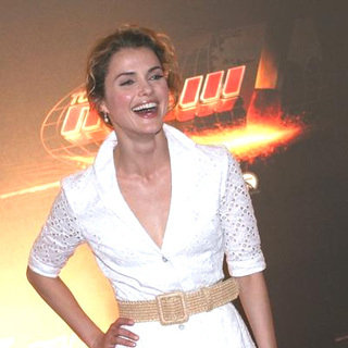 Keri Russell in Mission Impossible III World Premiere in Rome