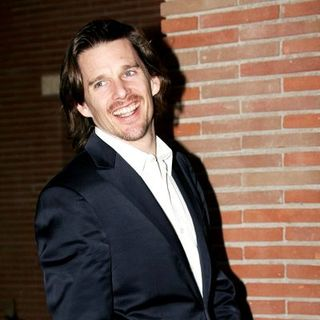 Ethan Hawke in The Hottest State Photocall and On Stage Discussion