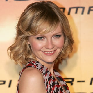 Kirsten Dunst in Spider-Man 3 Rome Premiere - Red Carpet