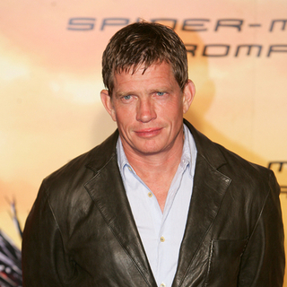 Thomas Haden Church in Spider-Man 3 Rome Premiere - Red Carpet
