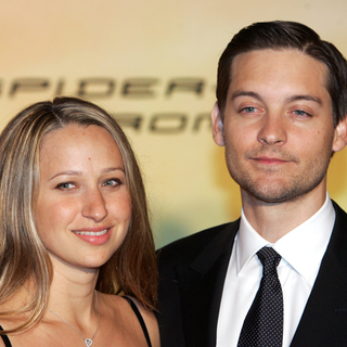 Tobey Maguire in Spider-Man 3 Rome Premiere - Red Carpet