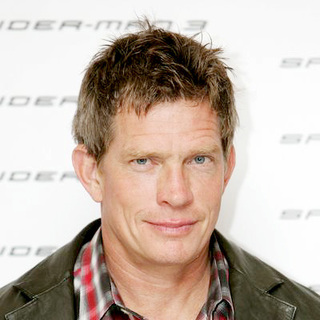 Thomas Haden Church in Spider-Man 3 Photocall in Rome, Italy - ASG-004967