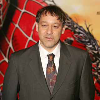 Sam Raimi in Spider-Man 3 Rome Premiere - Red Carpet
