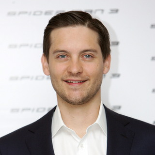 Tobey Maguire in Spider-Man 3 Photocall in Rome, Italy