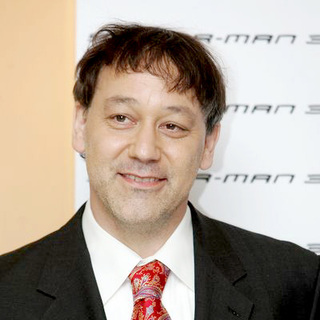 Sam Raimi in Spider-Man 3 Photocall in Rome, Italy