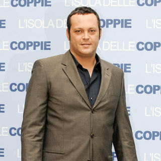 "Vince Vaughn in ""Couples Retreat"" Rome Photocall"