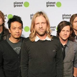 Switchfoot in Planet Green Premiere Event and Concert - Arrivals - AYL-000402