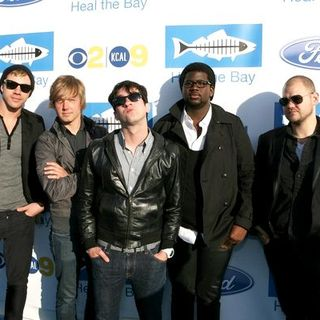 Plain White T's in Heal the Bay's Bring Back the Beach Gala - Arrivals - AYL-000520