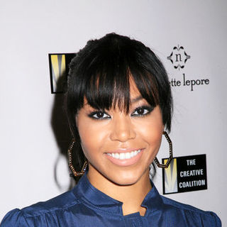 "Amerie in ""Fashion Votes"" Hosted by Nanette Lepore and Kerry Washington - Arrivals"