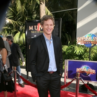 "Luke Ford in ""The Mummy: Tomb of the Dragon Emperor"" American Premiere - Arrivals"