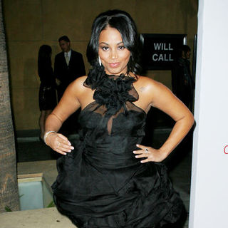 "Lauren London in ""Cadillac Records"" Los Angeles Premiere - Arrivals"