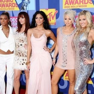 The Pussycat Dolls in 2008 MTV Video Music Awards - Arrivals