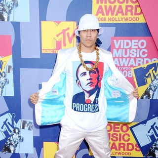 Taboo in 2008 MTV Video Music Awards - Arrivals