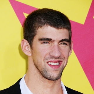 Michael Phelps in 2008 MTV Video Music Awards - Arrivals