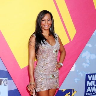 Melanie Brown in 2008 MTV Video Music Awards - Arrivals
